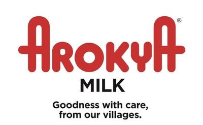 Arokya Milk Logo