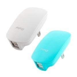 Chargeur USB à deux ports FIFO (Groupe CNW/Santé Canada)