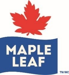 Les Aliments Maple Leaf (Groupe CNW/Les Aliments Maple Leaf Inc.)