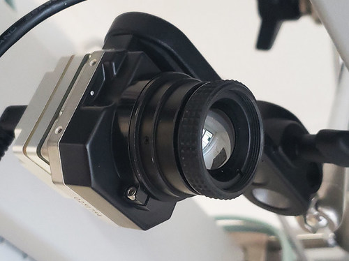 Infrared technology from Beaumont, Texas in high demand