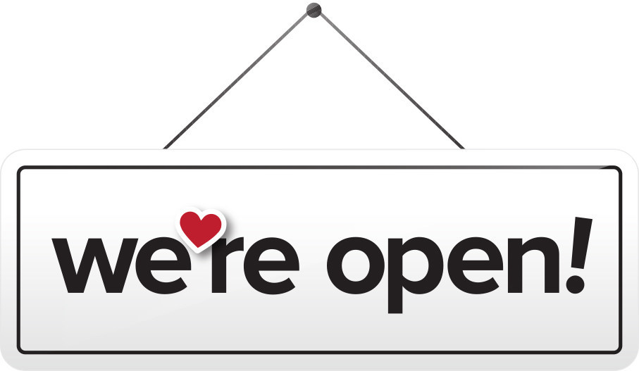 "Scripps' TV stations have launched the ""We're Open"" campaign to support local businesses."