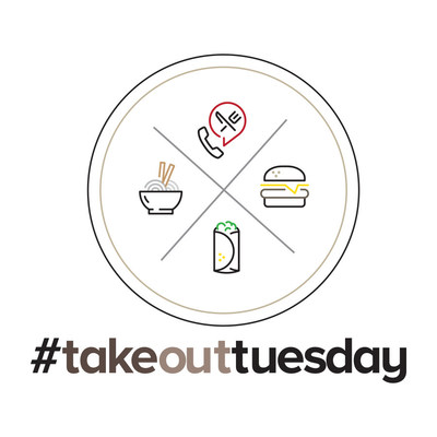 #TakeoutTuesday encourages communities to support their local restaurants through takeout and delivery options.