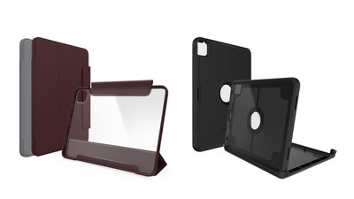 To provide even more versatility and protection for the variety of ways iPads are used today, OtterBox, the No. 1-selling smartphone case brand in the U.S., has the new iPad Pro 11-inch (2nd Generation) and iPad Pro 12.9-inch (4th Generation) covered with Symmetry Series 360 and Defender Series cases.