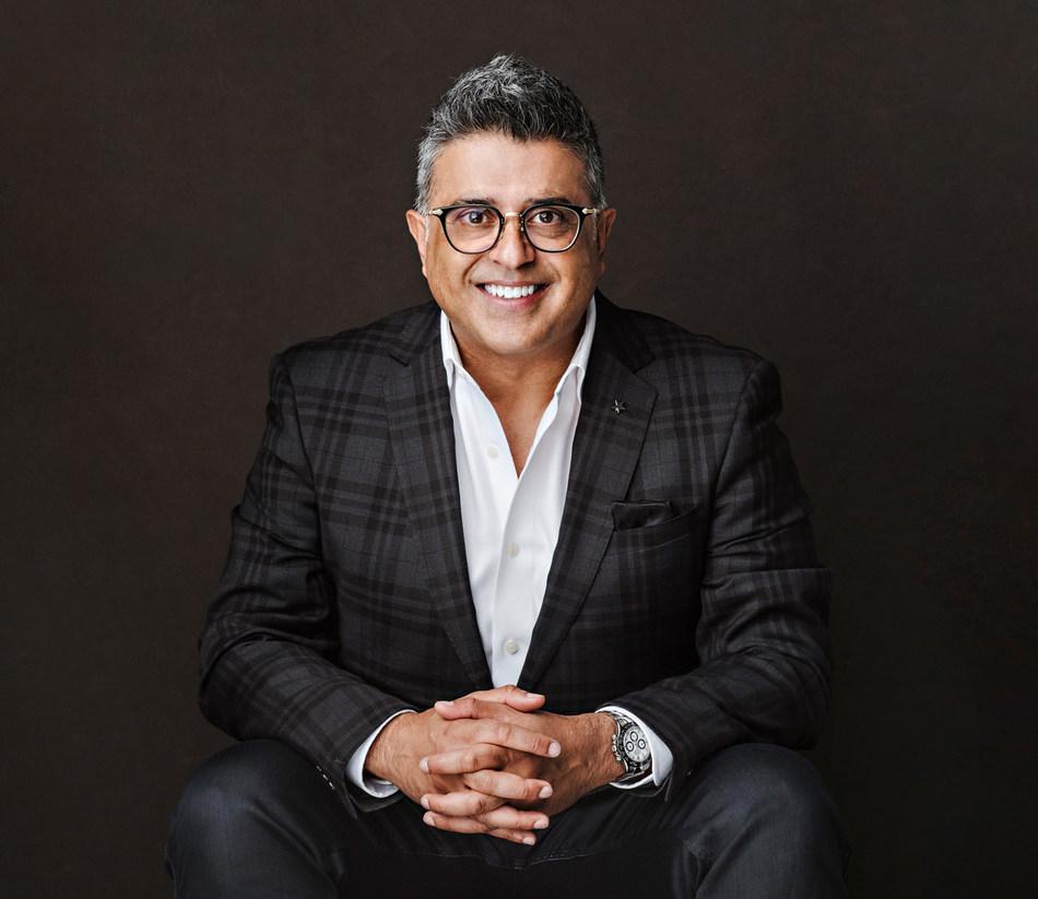 Faisal Susiwala is Canada's #1 Agent (CNW Group/Faisal Susiwala)