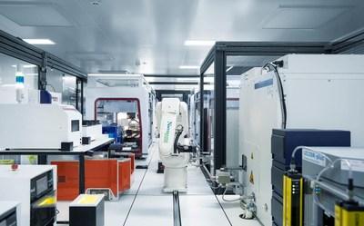 Novogene devela su plataforma de provisión inteligente de secuenciación de nueva generación - Falcon (PRNewsfoto/Novogene)