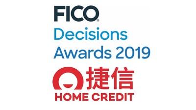 非银行国际贷款机构使用FICO(R)评分,荣获FICO(R)决策大奖普惠金融奖项