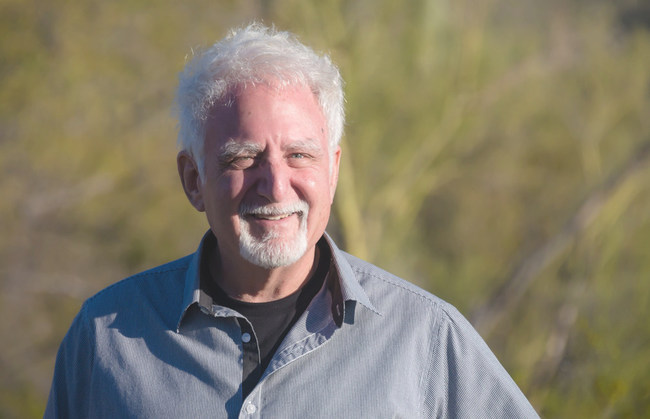 Steve Diamond, Democratic candidate for Pima County Supervisor, District 4
