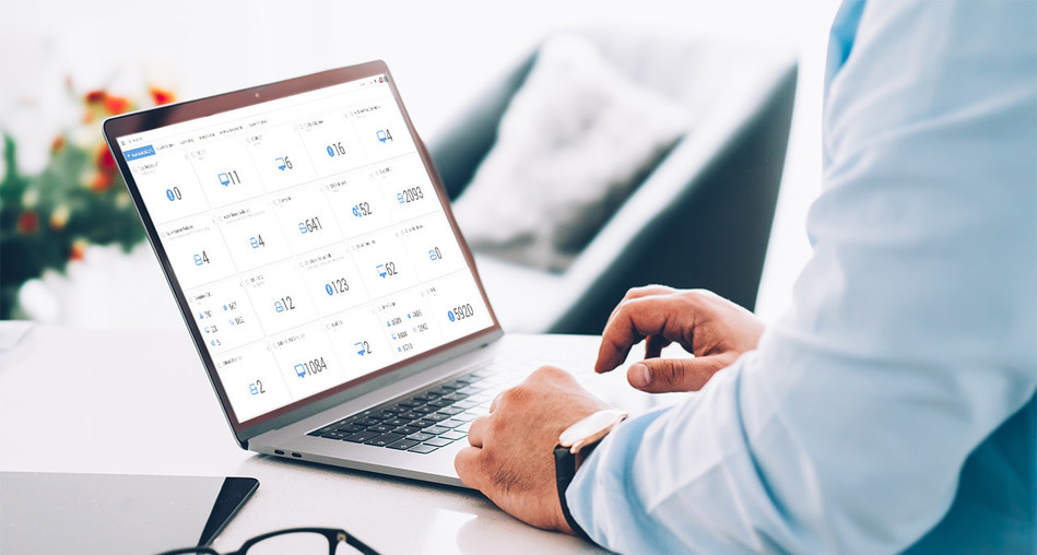 Martello iQ makes it easier for IT teams to reliably deliver the critical business services that remote workers depend on. (CNW Group/Martello Technologies Group)