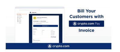 New features for merchants to collect payment in crypto