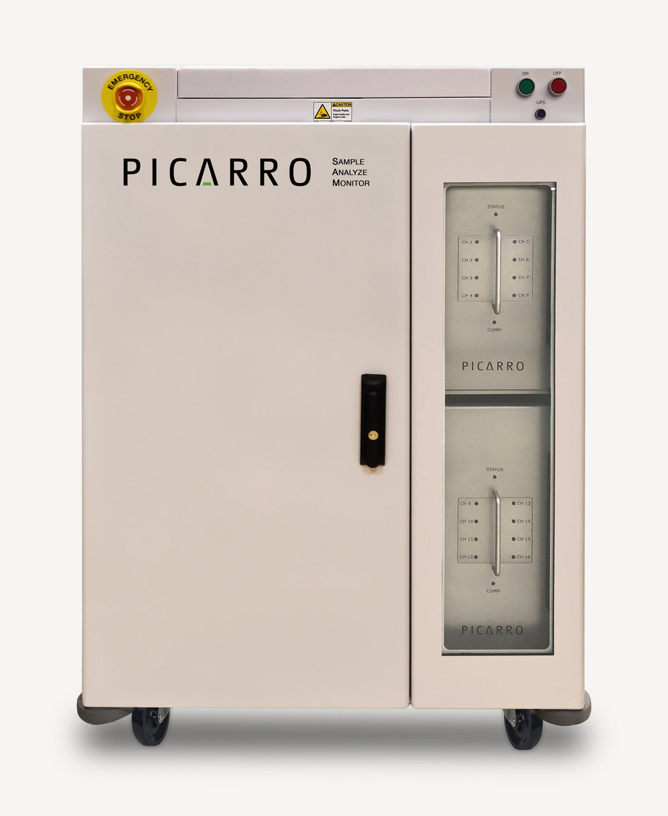 Picarro AMC Monitoring System