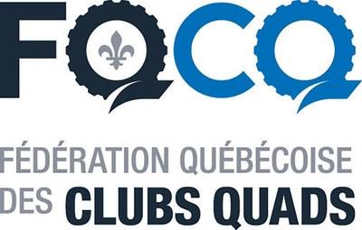Logo : Fédération québécoise des clubs quads (Groupe CNW/Fédération québécoise des clubs quads)
