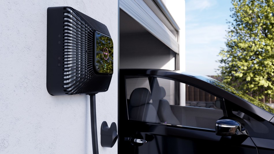 Quasar is the world's first bidirectional EV charger for the home.