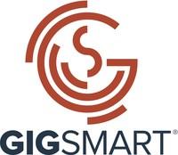 The logo for GigSmart