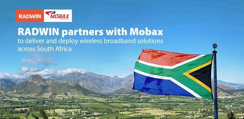 With RADWIN's exciting portfolio of advance fixed wireless connectivity solutions Mobax, a leading telecommunications and technology company in South Africa can implement fiber-like broadband connectivity to deliver high-value services to existing network operators, corporate clients and new potential customers.