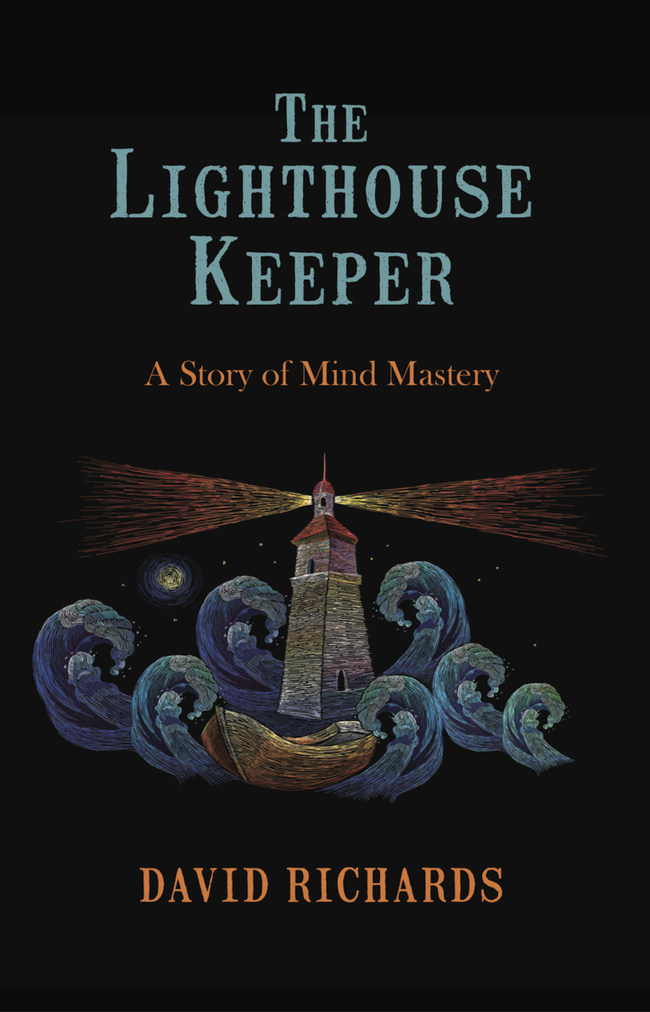 The Lighthouse Keeper book cover