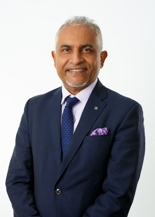 Ravi Rambarran Group Chief Operating Officer, Sagicor Financial Company Ltd and President and CEO, Sagicor Life Inc recently announced measures to assist Sagicor's clients during the COVID-19 outbreak. (CNW Group/Sagicor Financial Company Ltd.)
