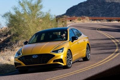 Autotrader® Names Hyundai Palisade SUV and Sonata Among Its Best New Cars for 2020