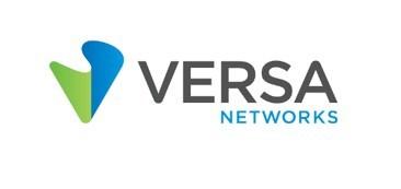 Versa Networks logo (PRNewsfoto/Versa Networks)