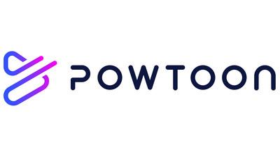 Powtoon Logo (PRNewsfoto/Powtoon)