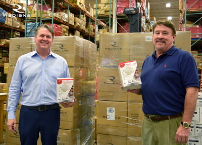 PPE Manufacturer Radians donates over 14,000 N95 masks to help first responders and health care workers during COVID-19 crisis