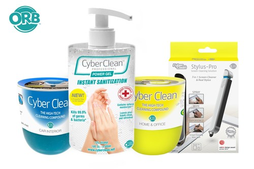 Patented, Swiss Formula Anti-Bacterial product line designed for cleaning and disinfecting places and surfaces not reached by conventional cleaning solutions.