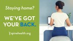 National Spine Health Foundation Offers COVID-19 Resources and Guidance for Those Working From Home