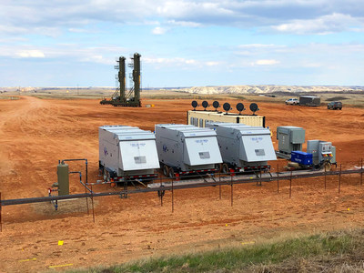 (PRNewsfoto/Mesa Natural Gas Solutions)