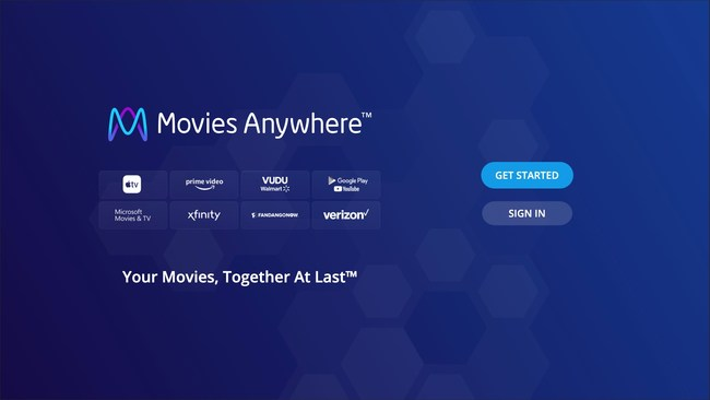 LG is the first TV manufacturer to offer the streaming app, Movies Anywhere, allowing users to bring together more than 7,900 digital movies, including new releases and old favorites.