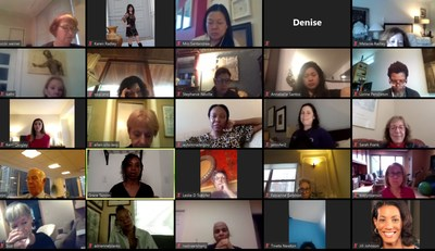 WEALF entrepreneurs, mentors and friends join online to celebrate the winners of the $ 25,000 WEALF Prize.