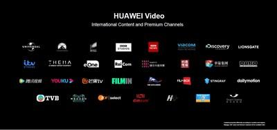 HUAWEI Video (PRNewsfoto/Huawei Consumer Business Group)