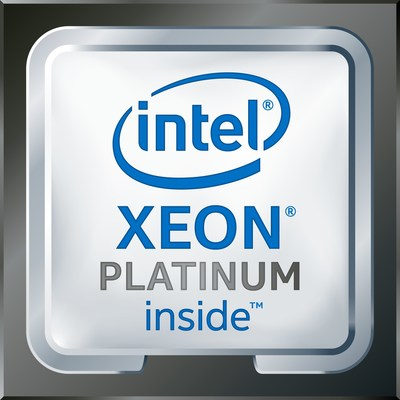 Le processeur Cascade Lake Refresh d'Intel (PRNewsfoto/Huawei)