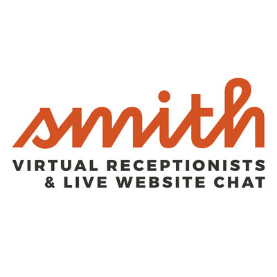 Smith.ai offers virtual receptionists for phone calls, website chat, text messages, and Facebook Messenger, so businesses can focus on work without interruption, capture more qualified leads, and improve marketing results. (PRNewsfoto/Smith.ai)