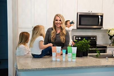 When Wells couldn't find commercially-available green and clean products that performed as promised, she decided to do it herself. The best-selling author and journalist spent over a decade researching options, perfecting her recipes, and sharing with her loyal community on WellnessMama.com. Her early recipes would later become the Wellnesse all-natural shampoo and conditioner.