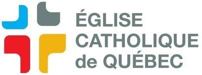 Logo: Église catholique de Québec (CNW Group/Roman Catholic Archdiocese of Montréal)