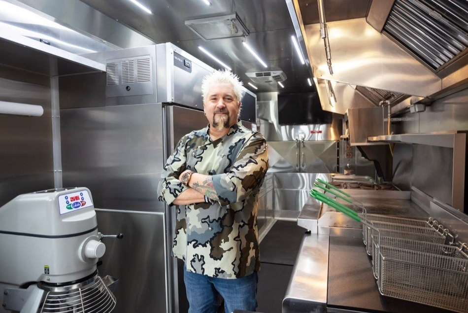 Guy Fieri will lead a nationwide fundraising drive for the National Restaurant Association Educational Foundation's Restaurant Relief America campaign.