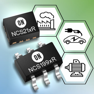 ON Semiconductor manufactures several types of power products, including focus applications.