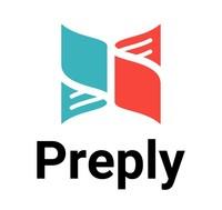 Preply logo (PRNewsfoto/Preply)