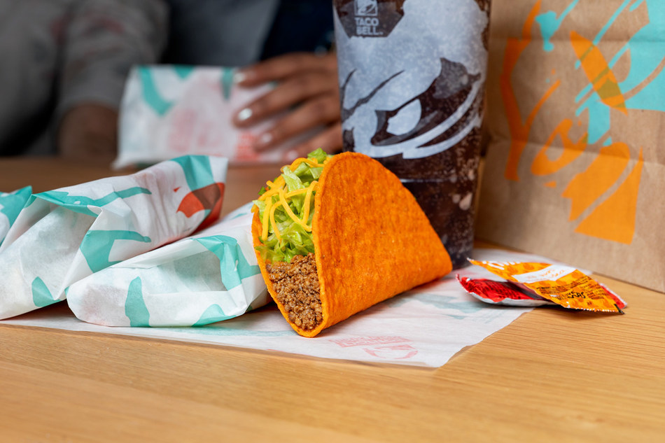 This Tuesday, March 31, Taco Bell drive-thru guests across America will receive a free Doritos® Locos Taco from the comfort of their own cars.