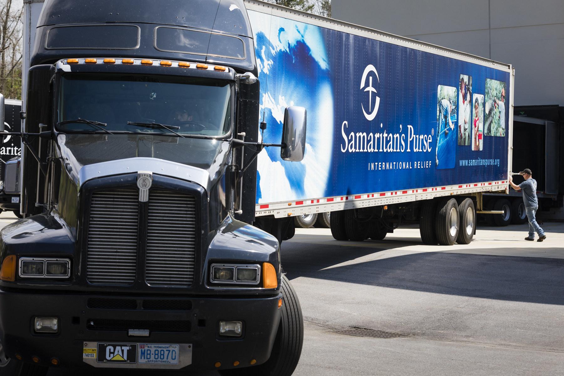 Samaritan's Purse Deploys Emergency Field Hospital to New York City; Adding Life-Saving Medical Surge Capacity