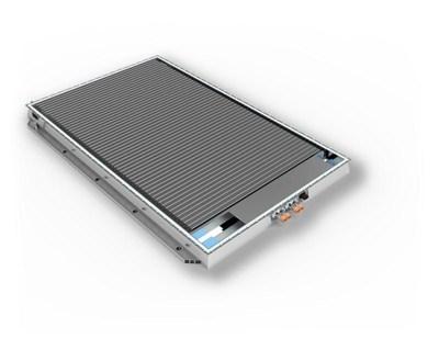 Pacote da Bateria Blade da BYD (PRNewsfoto/BYD Company Limited)