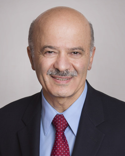 Dr Reza Moridi, Chair of the RSIC Board of Directors (CNW Group/Radiation Safety Institute of Canada)