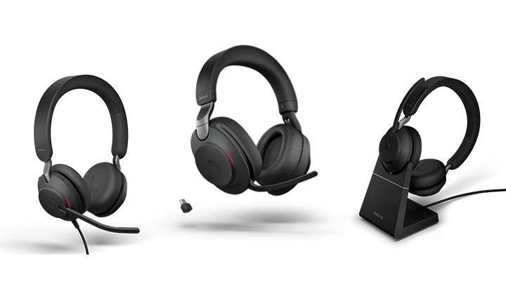 Jabra Evolve2 Series Headsets