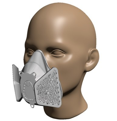 The Maker Mask is the first medically-approved design for 3D printer protective masks to help fill the critical need for high-quality personal protection equipment during the COVID-19 pandemic. For more information visit makermask.com.