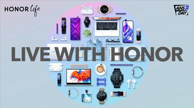 HONOR anuncia el Día Mundial de los Fans 2020 con ofertas exclusivas de hasta el 60% de descuento desde el 30 de marzo