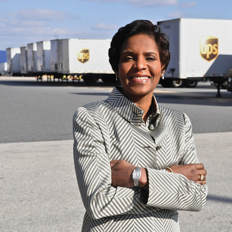Rosemary Turner of UPS joins the SCAN Health Plan board of directors.