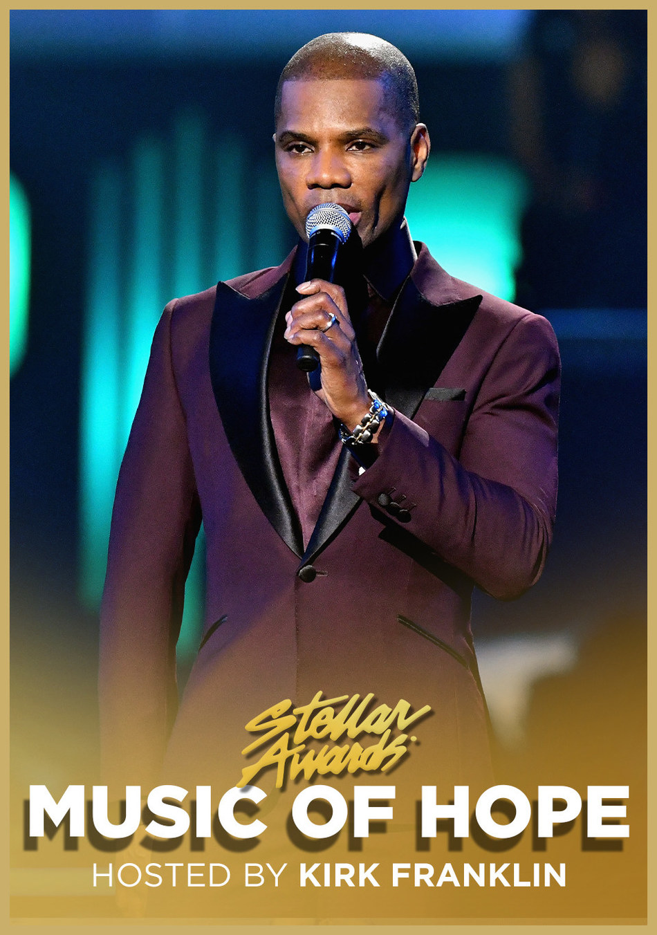 Music of Hope hosted by Kirk Franklin