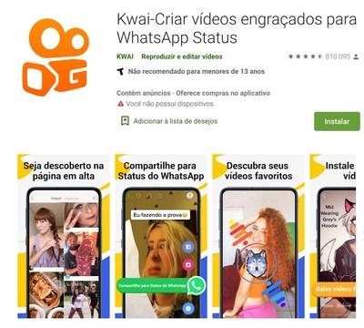 Kwai no Google Play