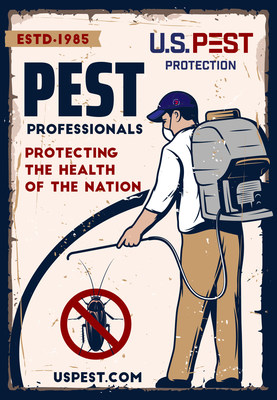 U.S. Pest Protection professionals have protected the health of the nation since established in 1985. Visit uspest.com