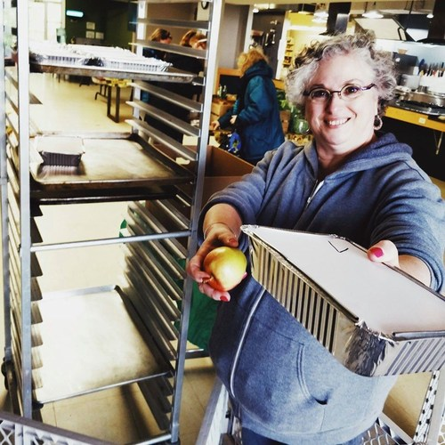 Emergency Meal Program at The Local Community Food Centre in Stratford Ontario (CNW Group/Community Food Centres Canada)