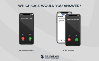 First Orion Helps Mission-Critical Calls Get Answered During COVID-19 Pandemic